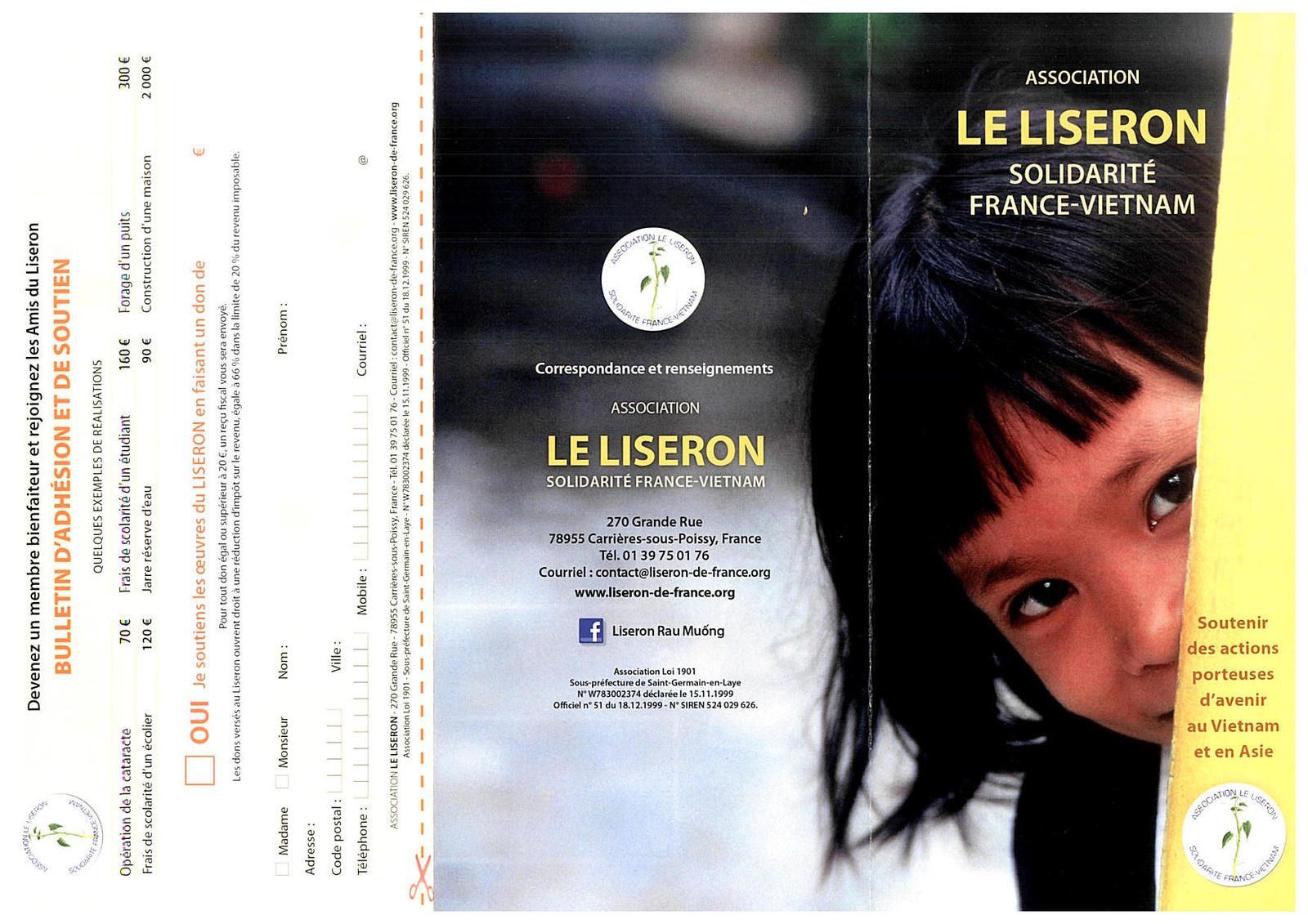 Association Le LISERON