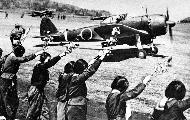 Les pilotes kamikazés, l'ultime espoir de l'Empereur ? (octobre 1944-août 1945)