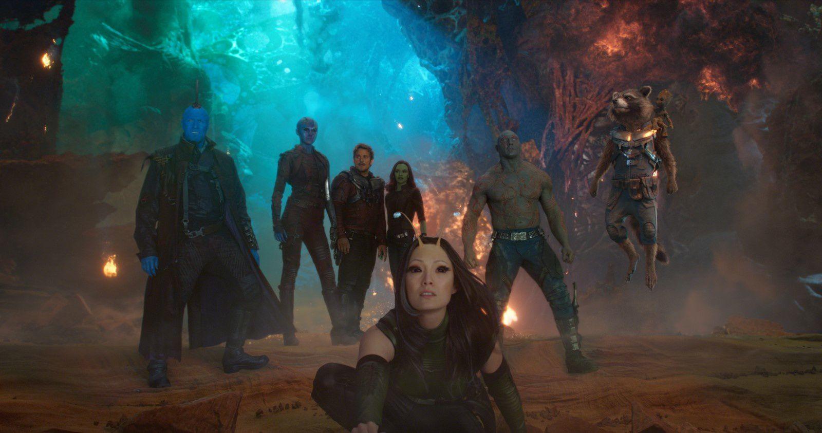 Tout est là, les armes énormes, les décors multicolores, l'humour, le fun et ce je ne sais quoi de galactique mais qui n'est pas Galactus