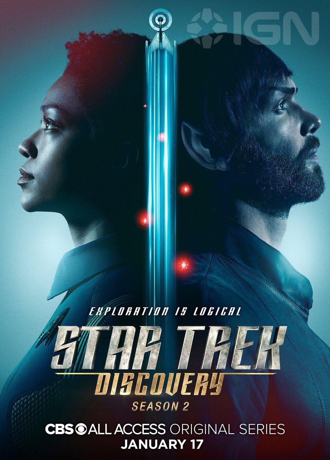 Star Trek Discovery, saison 02, mon avis enthousiaste