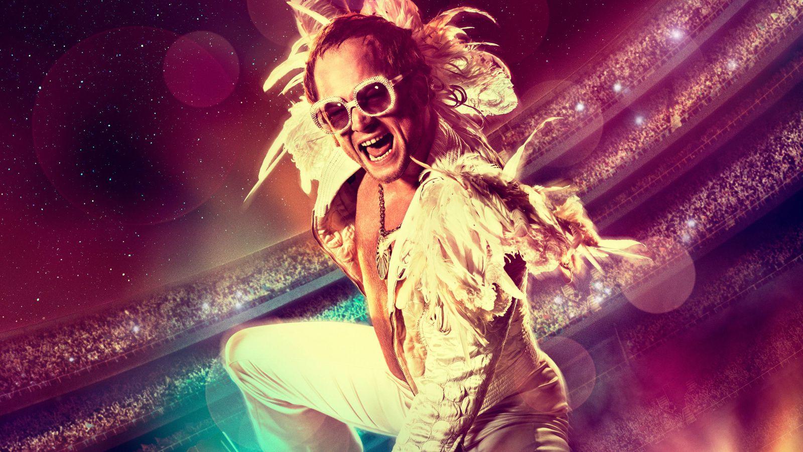 [Critique] Rocketman... un film qui a les défauts de son genre