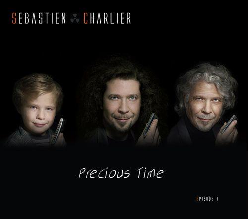 Cover du début de Precious Time