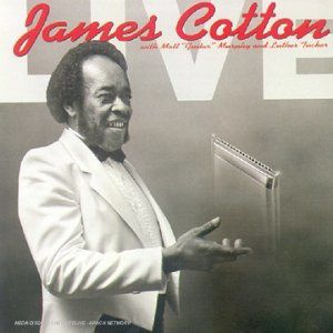James Cotton 1935 - 2017