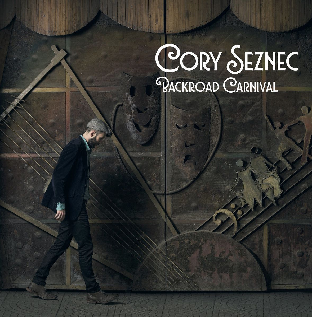 CD Cory Seznec : Backroad Carnival