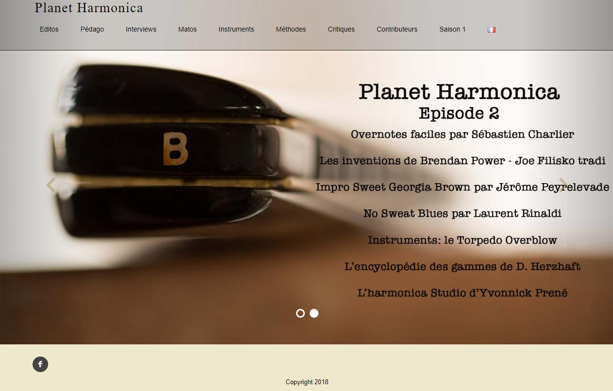 PLANET HARMONICA 2 !