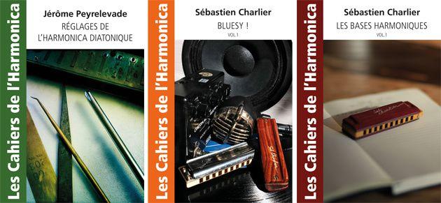 Les Cahiers de l'Harmonica en prévente !