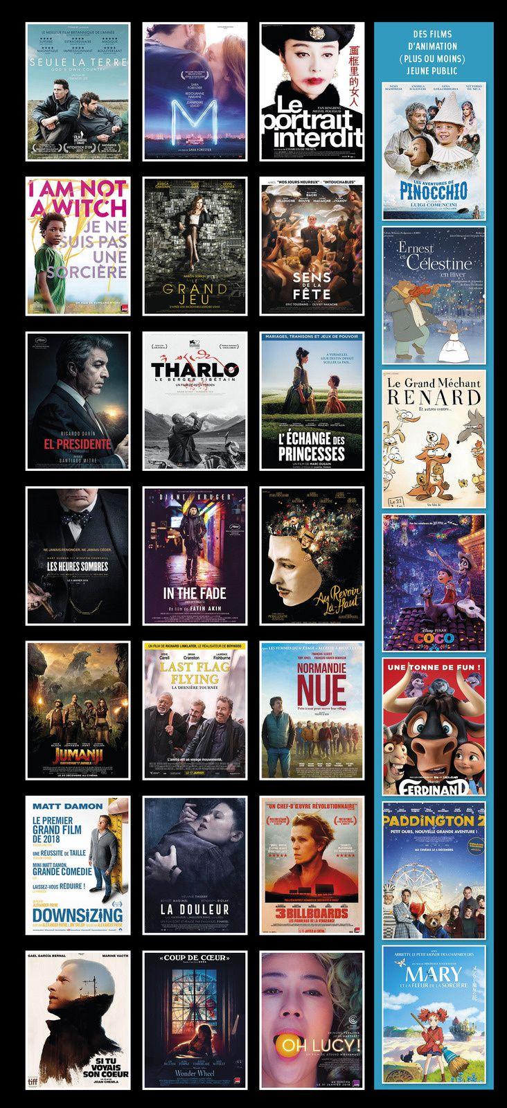 Des films pour tous les goûts, pour tous les âges