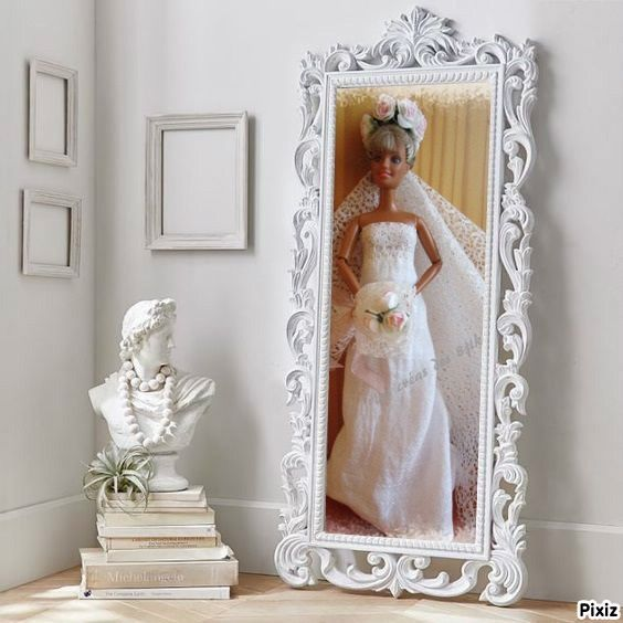 patron robe pour Barbie