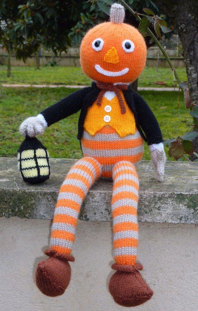 Halloween : Mr CITROUILLE