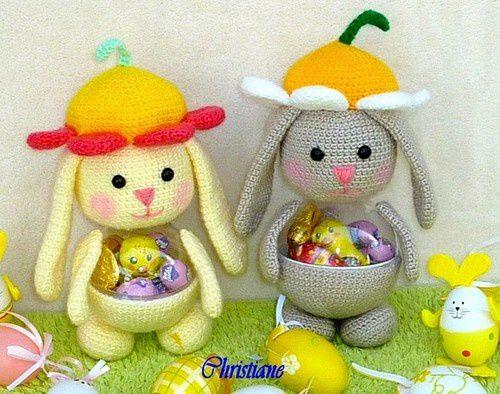 Lapins Gourmands de Pâques
