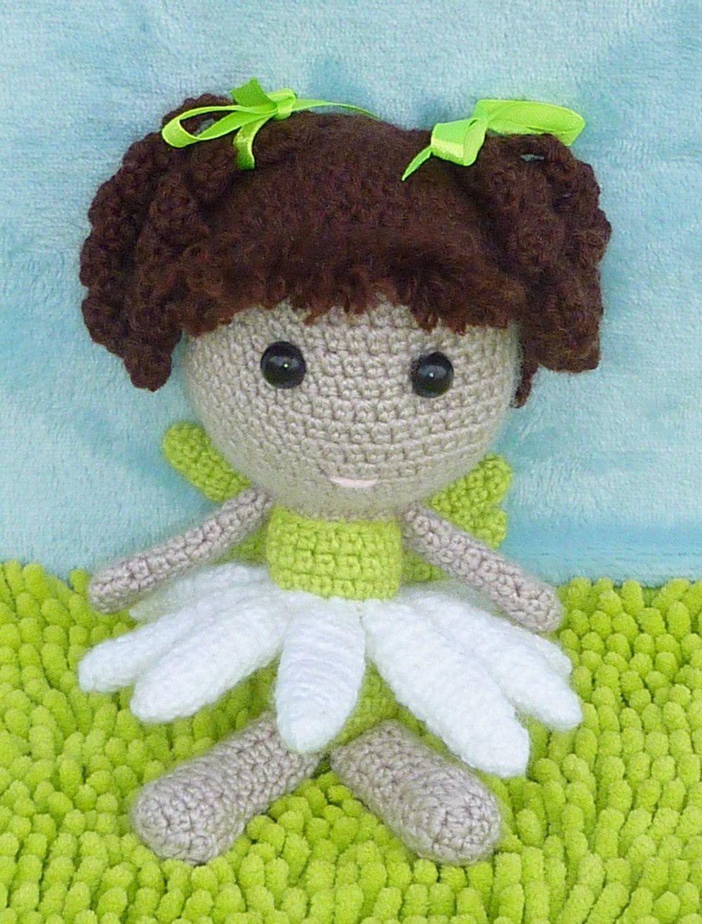 Petite poupée Marguerita