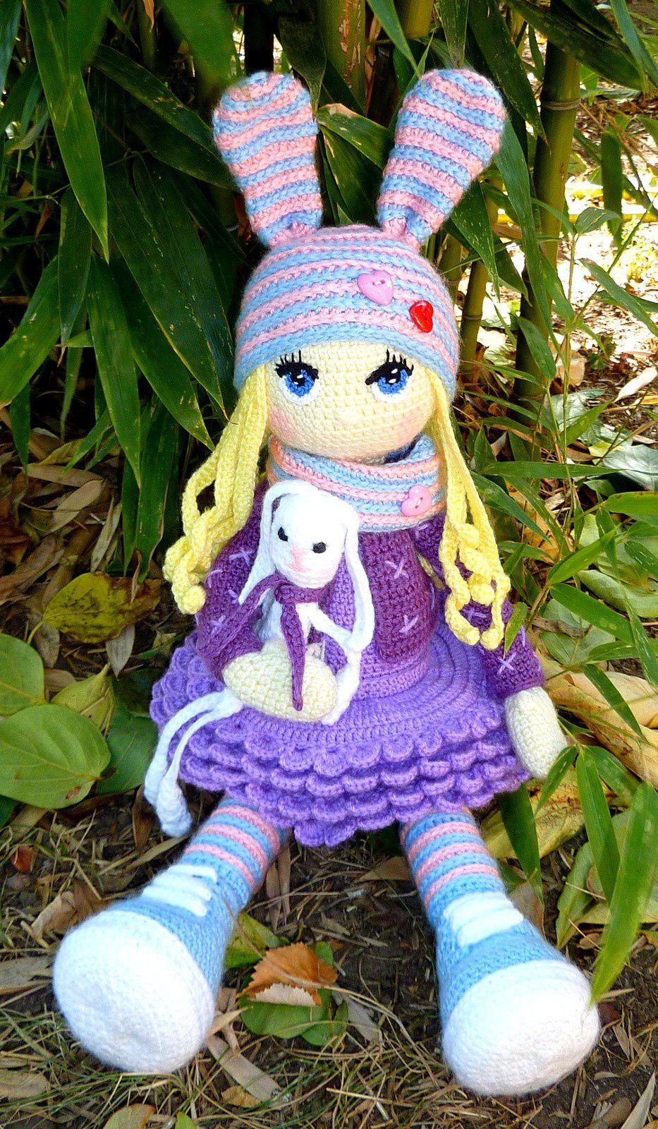 Alina  et ses beaux yeux bleus avec son ami Fred