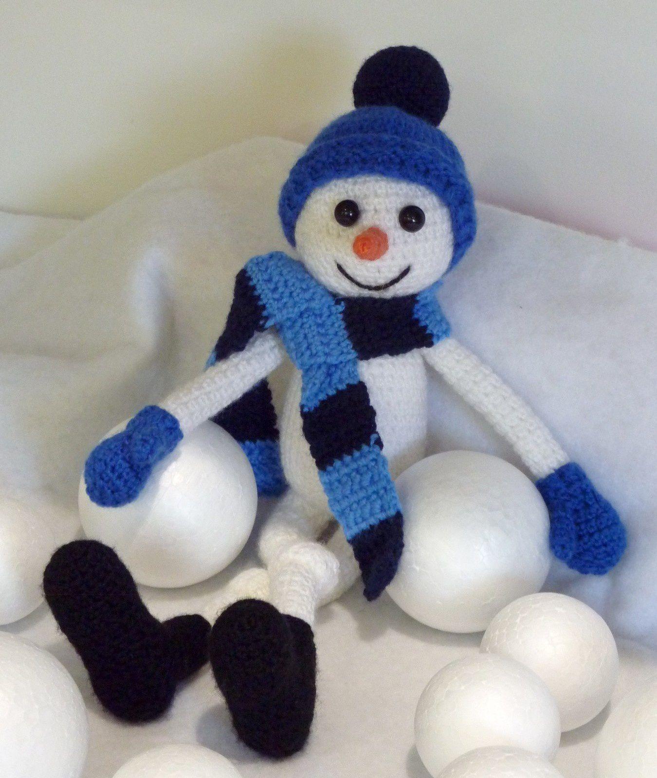Petit bonhomme de neige