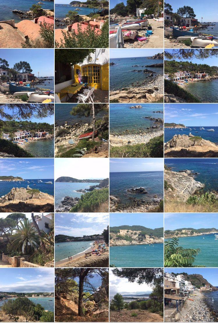 Randonnée côtière pour les ados et les préados - Criques, Petites plages, village de pêcheurs...