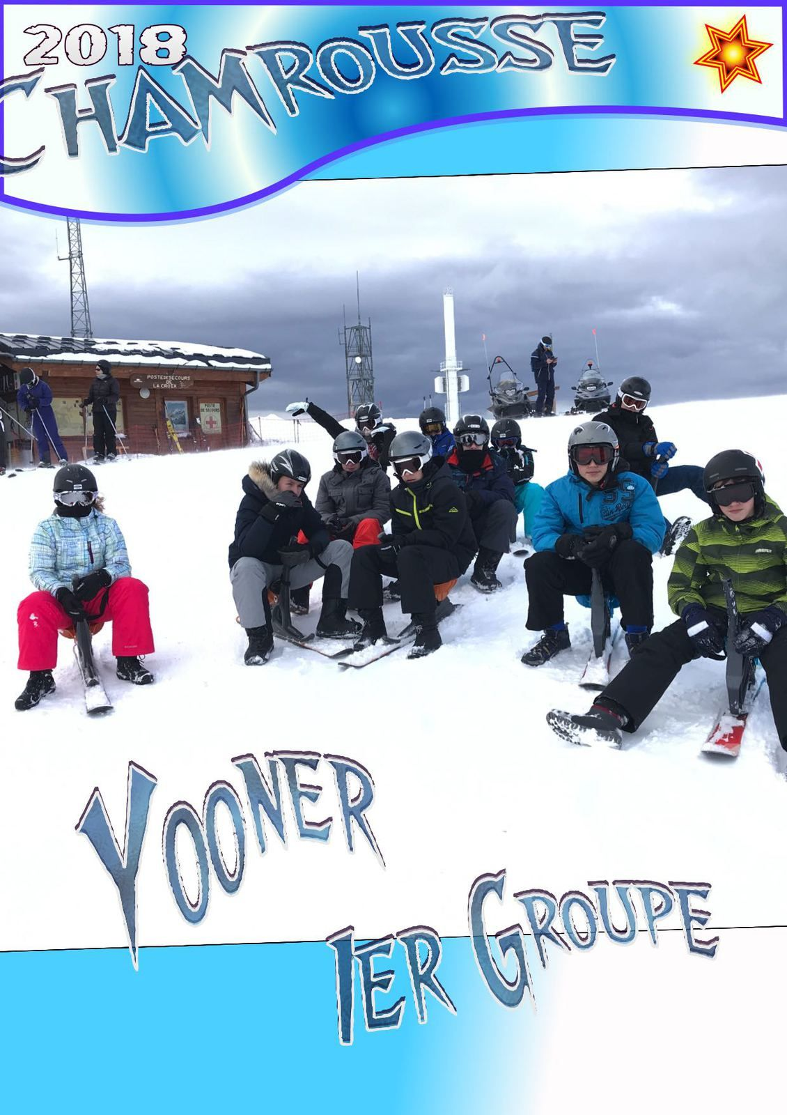 Yooner 1er groupe