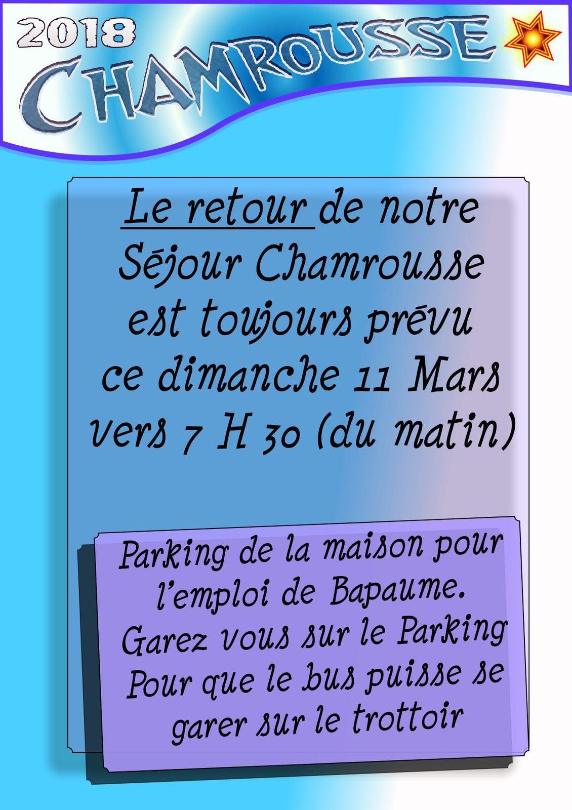 Retour Chamrousse