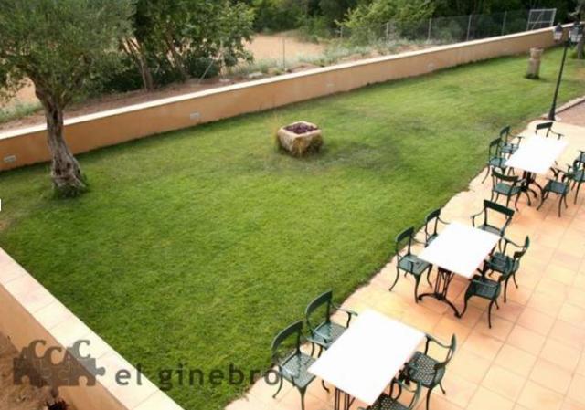 Quelques clichés de notre hébergement à Vilopriu - El Ginebro