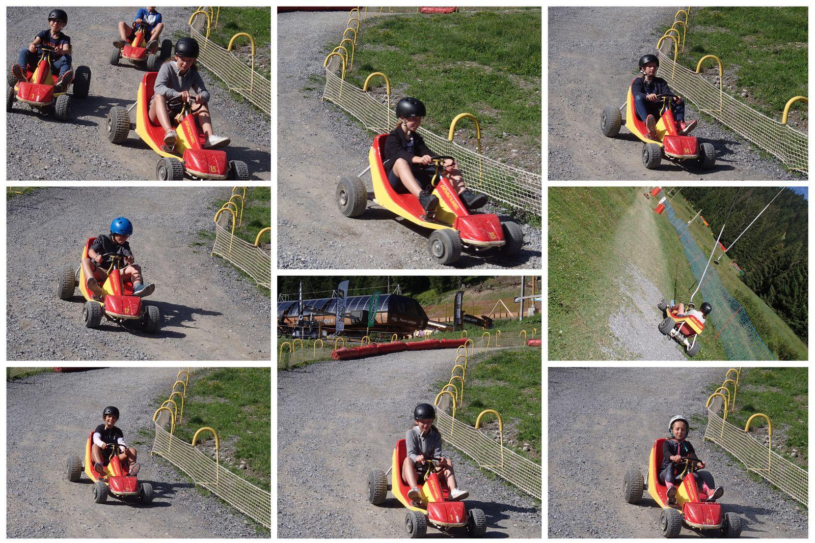 Deval' Kart pour les pré ados