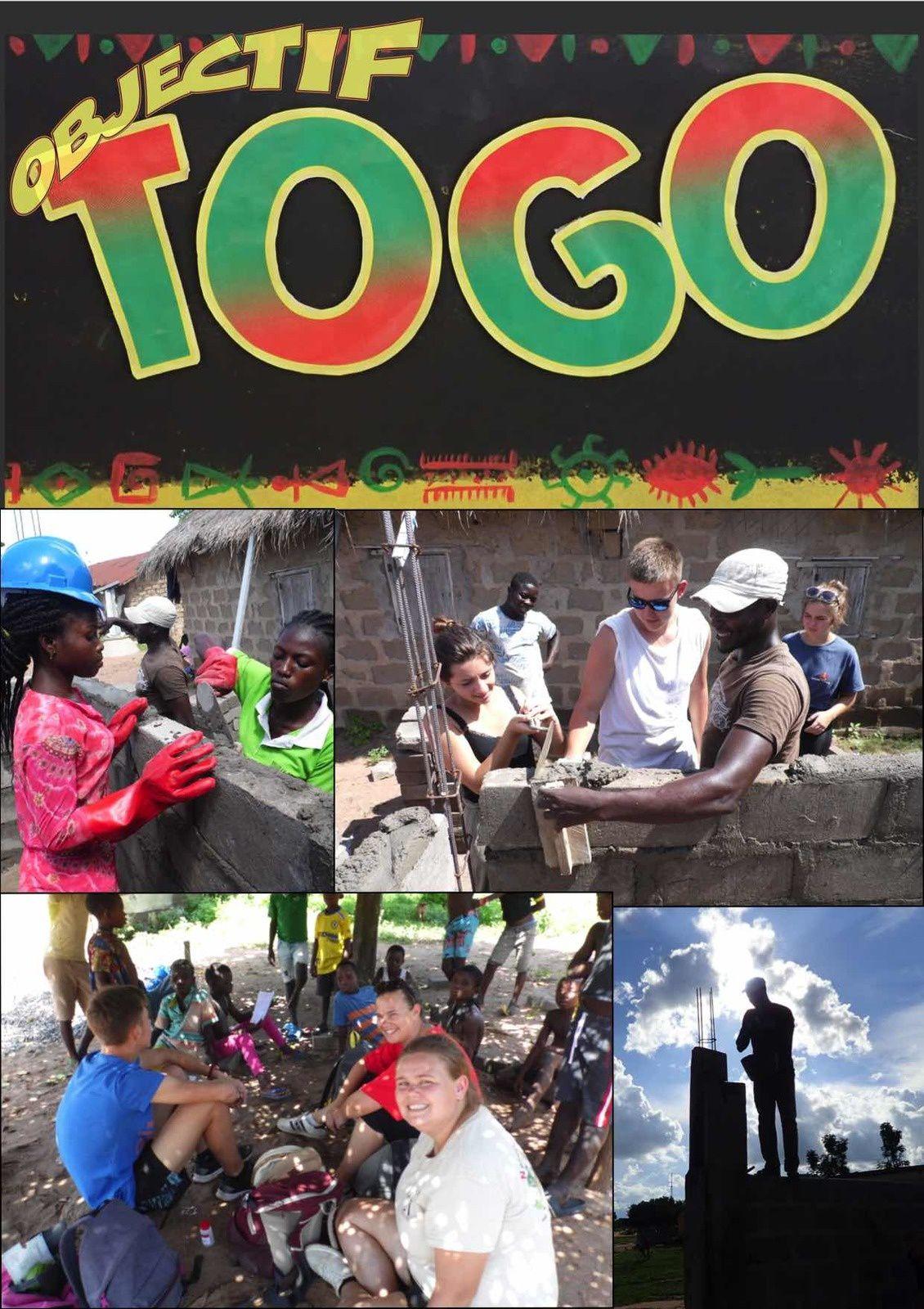 Objectif Togo - Bref résumé en images - Tome 2