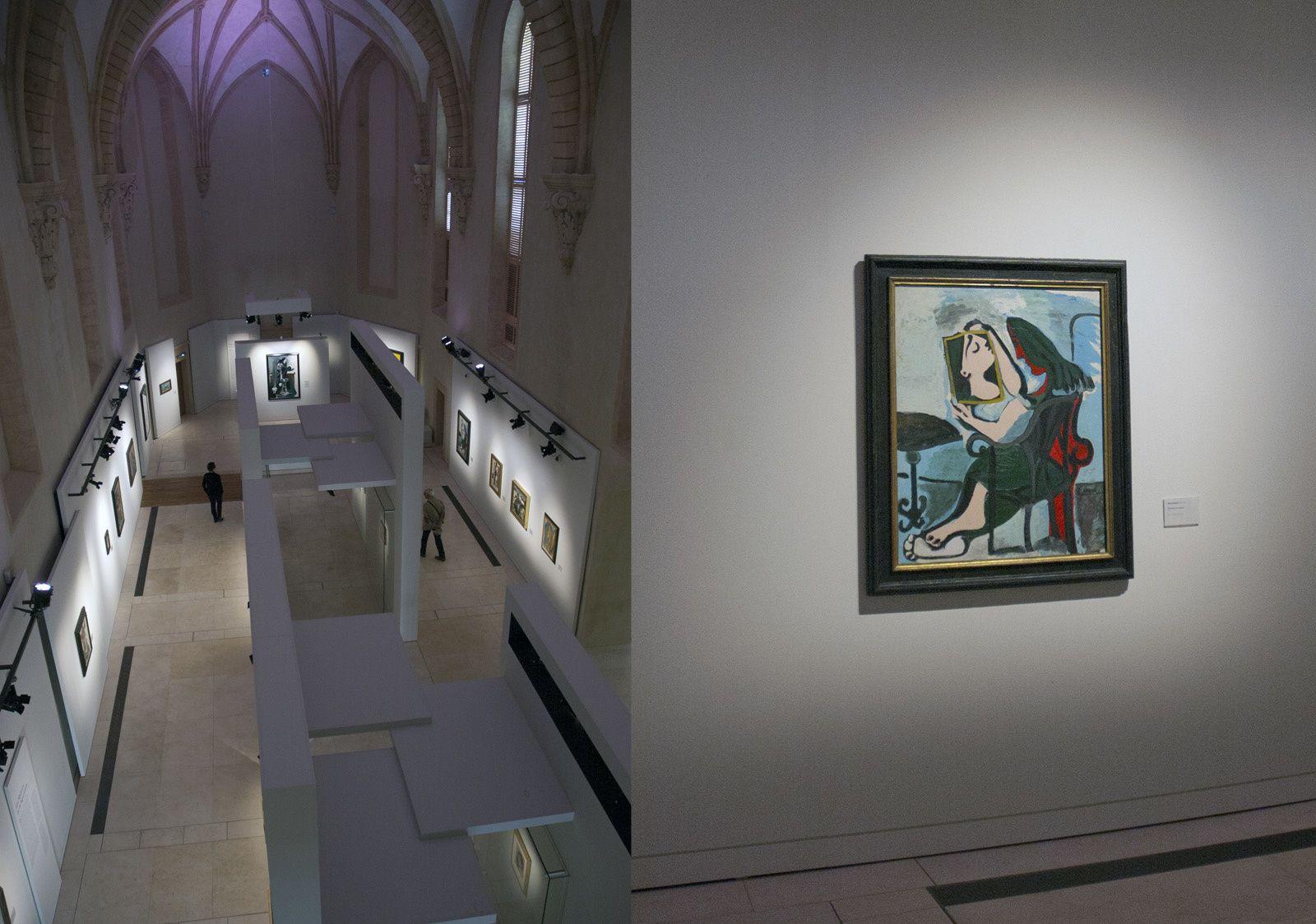 sortie à Aix en provence: Fondation Vasarely, musée Granet, collection Planque