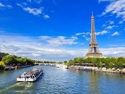 Menu du repas Ile de France le 12 Avril