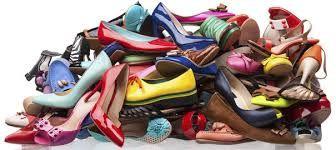 Vente de chaussures Vendredi 13 Avril