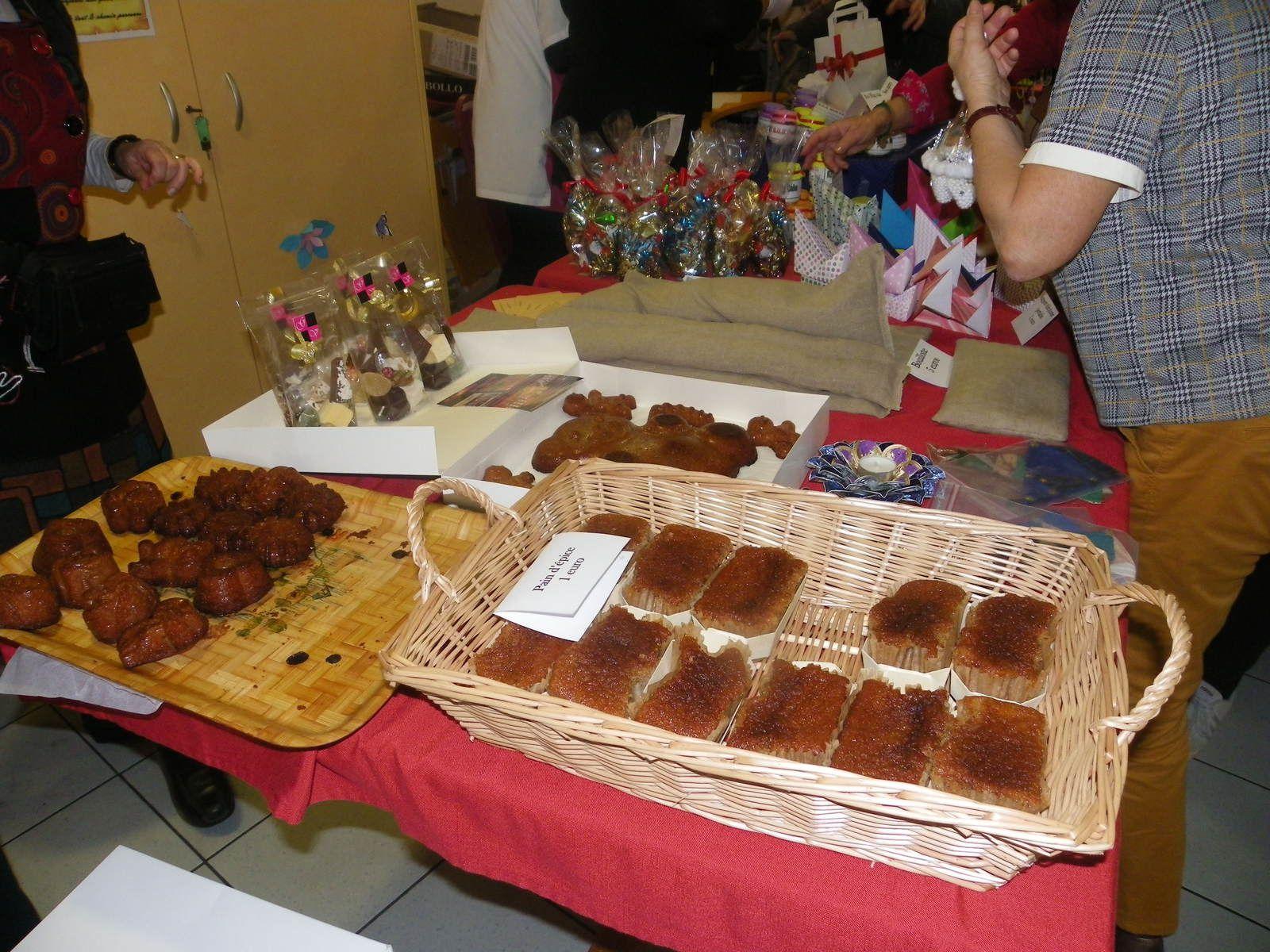 Marché de Noël et Après-midi gourmand
