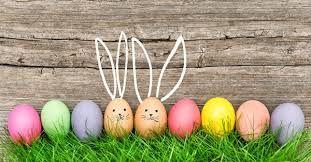 Menu du repas du Dimanche de Pâques, le 21 Avril