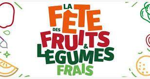 Fête des fruits et légumes, du 17 au 23 Juin