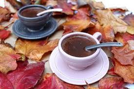 Goûter chocolat chaud et cigarettes russes le 24 Octobre