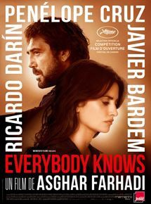 Everybody Knows film d'ouverture du Festival de Cannes 2018