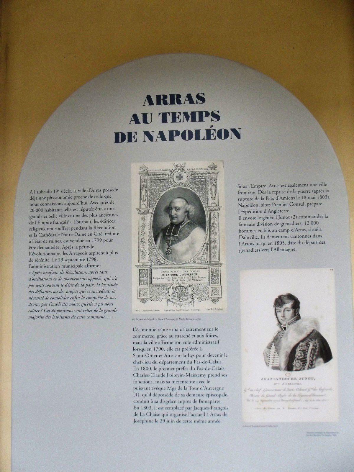 Photos 5 et 6 : Les parents de Napoléon Charles et Letizia Bonaparte