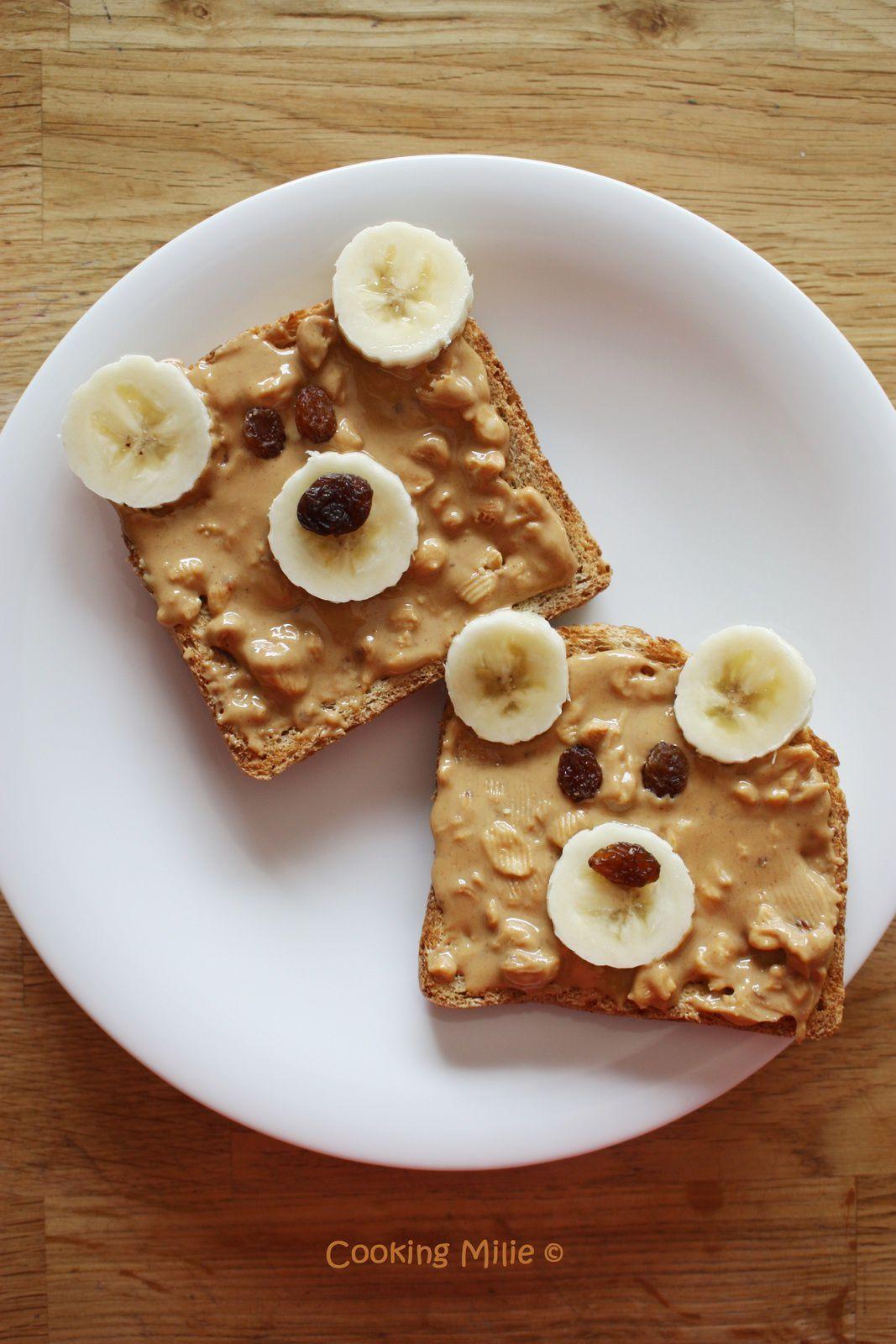 نان تست خرس عروسکی - نان تست خرس عروسکی