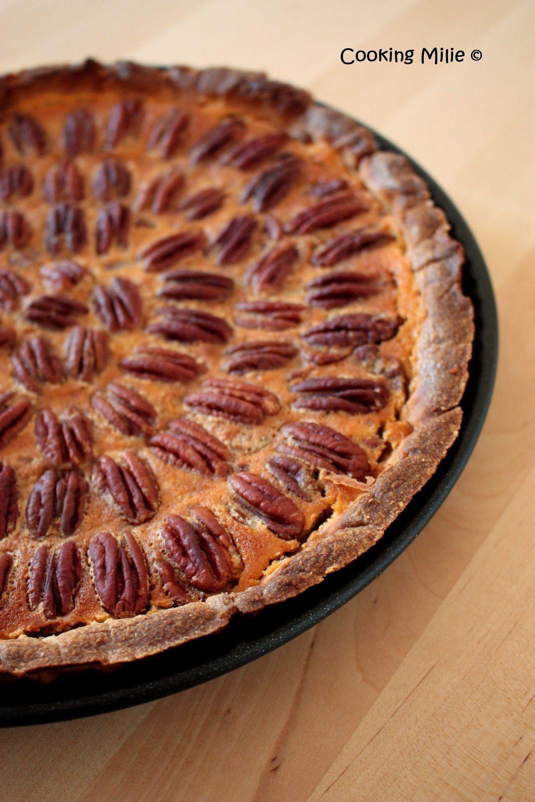 Pecan pie (USA)