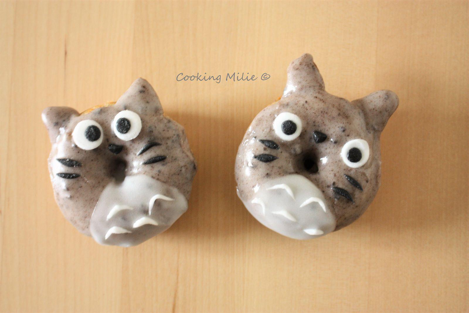 Totoro donuts
