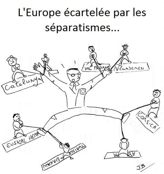La question catalane, ou comment gérer le droit à l'autodétermination des peuples ?