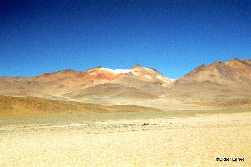 Désert de Dali 4750 m