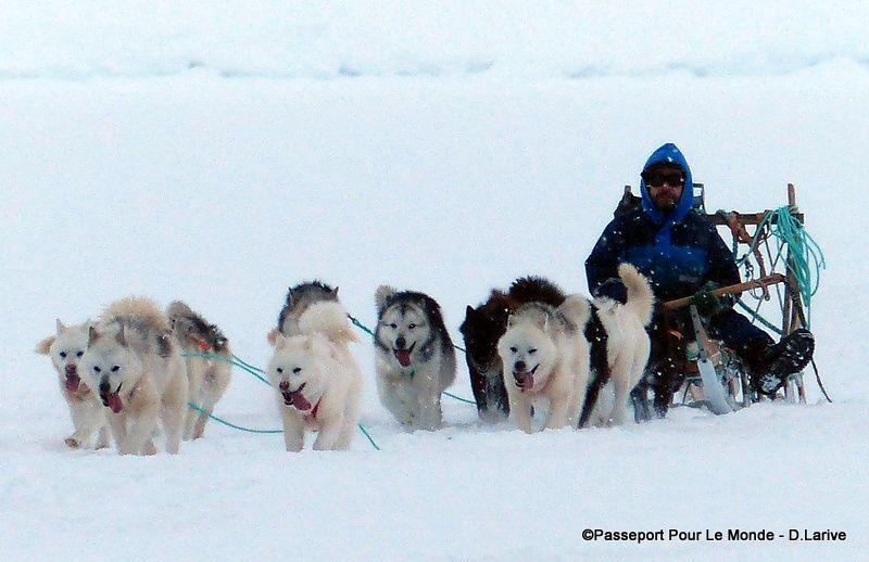 GROENLAND : Au cœur des traditions Inuit