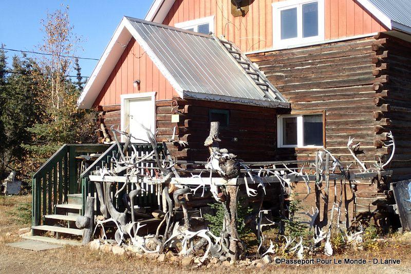 Maisons d'Old crow