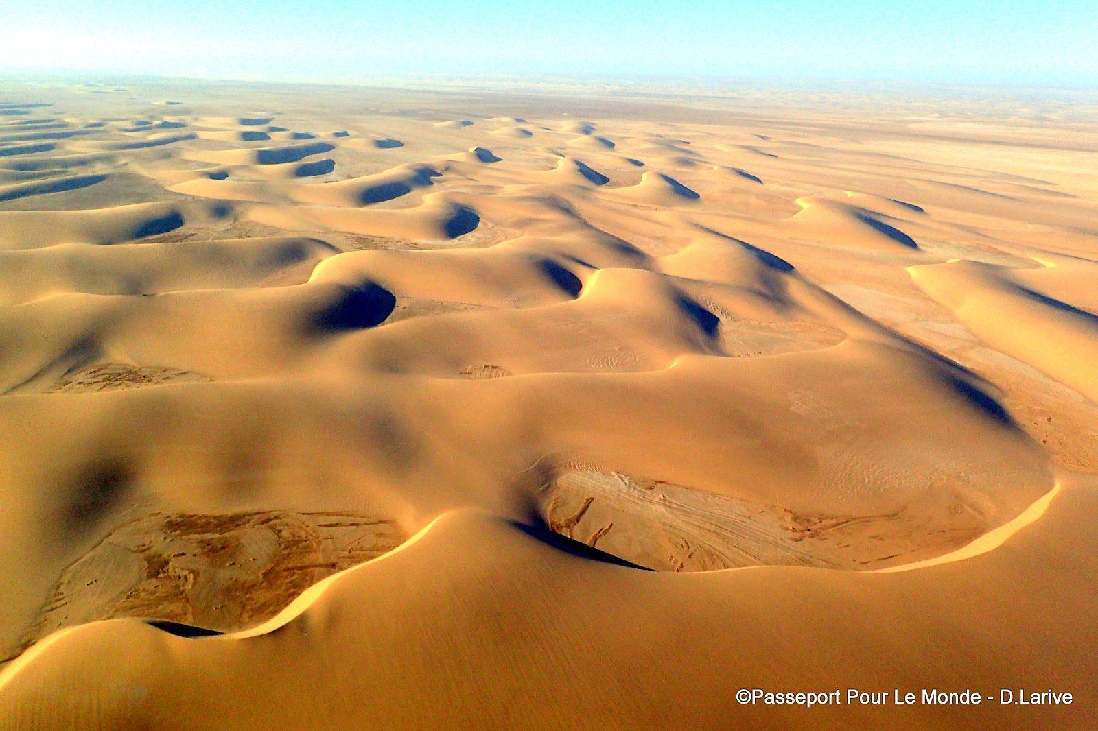 Le désert du Namib : le plus vieux désert du monde, d'une grande beauté