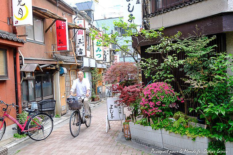 東京 TOKYO MONZEN NAKACHO JAPON JAPAN NIHONGO