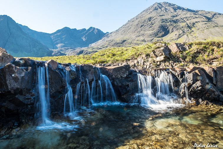 FAIRY POOLS & CULLINS scotland écosse