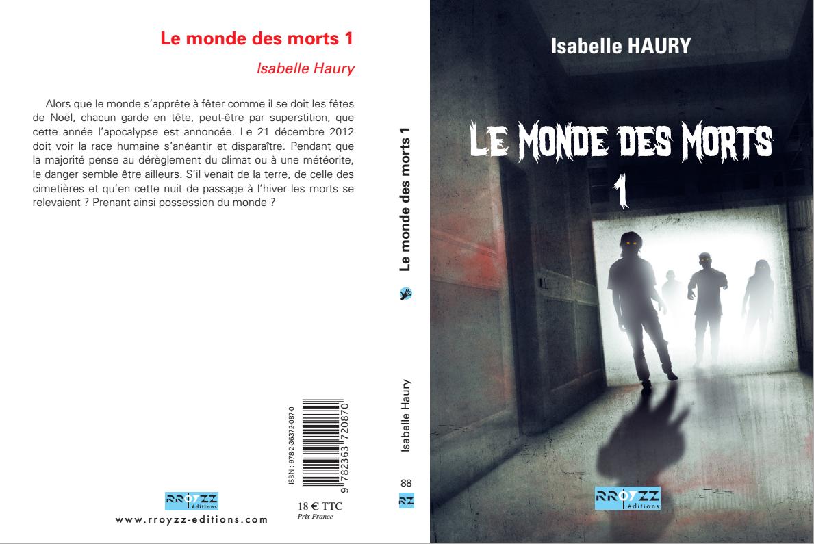 Le Monde des Morts chez RroyzZ Editions le 21 mars !
