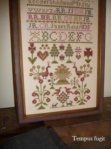 Un cadre pour Janet Reid 1835
