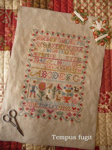 Ann Topley 1802