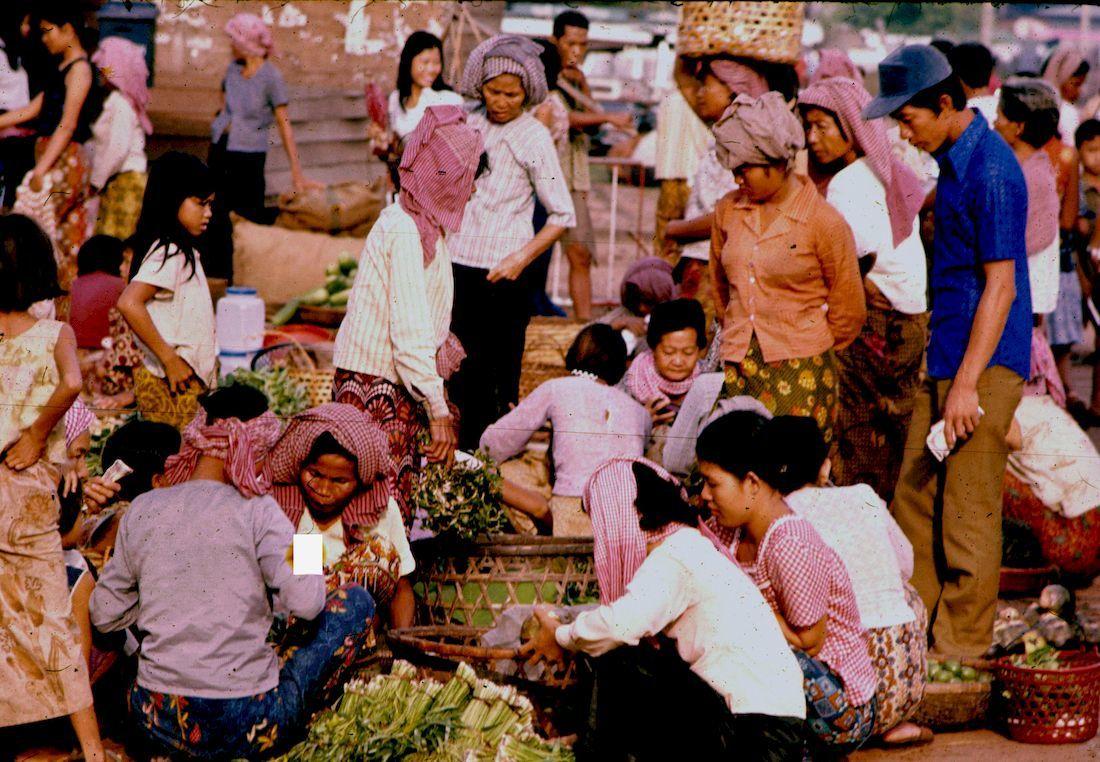 Quelques marchés de Phnom Penh (et Kompong Speu : 3)