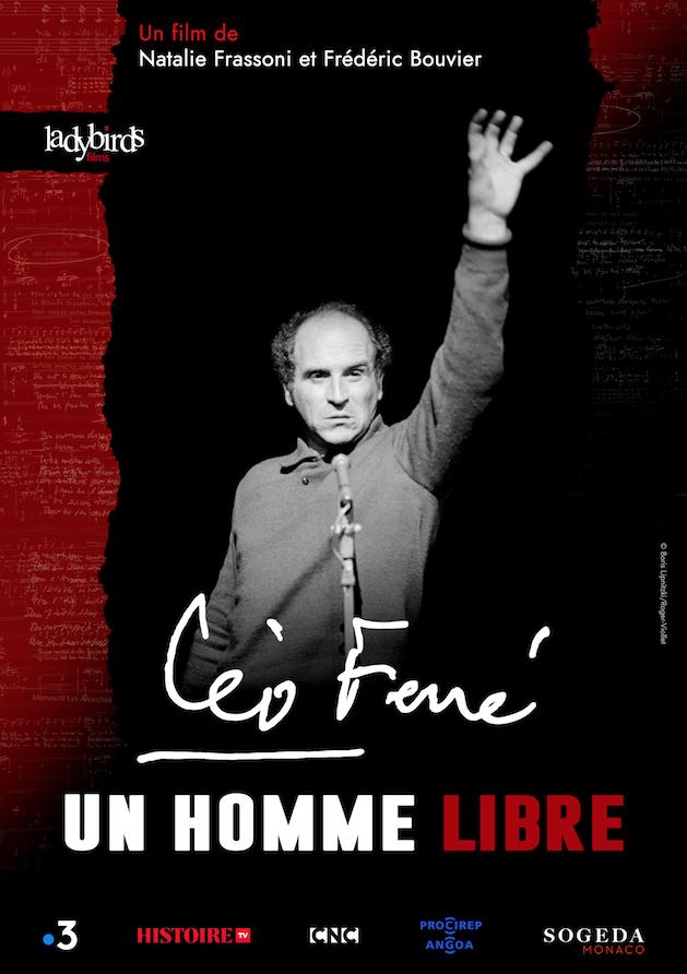Léo Ferré, un homme libre, sur France 3