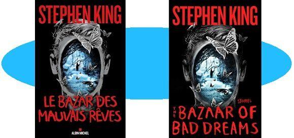 Stephen King: Le bazar des mauvais rêves (Albin Michel, 2016)