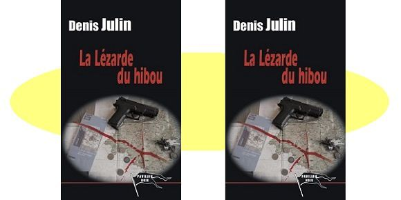 Denis Julin : La lézarde du hibou (Pavillon Noir, 2018)