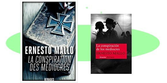Ernesto Mallo: La conspiration des médiocres (Rivages, 2018)